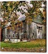 Barn House Acrylic Print