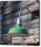 Barn Light Acrylic Print