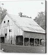 Barn Missouri Bottomlands Acrylic Print