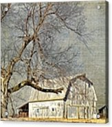Barn - Missouri's Backroads Acrylic Print