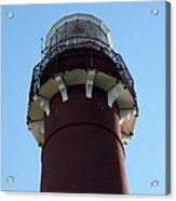 Barnegat Light - Lighthouse Top Acrylic Print