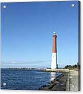 Barnegat Light - New Jersey Acrylic Print