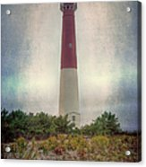 Barnegat Lighthouse Dawn Acrylic Print