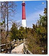Barnegat Lighthouse II Acrylic Print