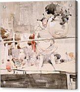 Barnet Fair Acrylic Print