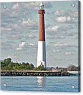 Barngat Lighthouse - Long Beach Island Nj Acrylic Print