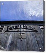 Barrel House One Acrylic Print