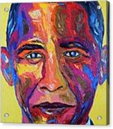 Barry Acrylic Print