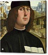 Bartolomeo Bianchini Acrylic Print