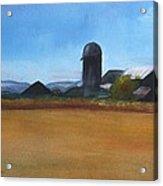 Barton Farm Acrylic Print