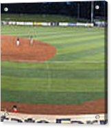 Baseball America's Past Time Acrylic Print