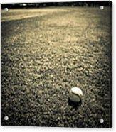 Baseball Field 3 Acrylic Print