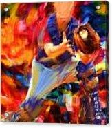 Baseball II Acrylic Print