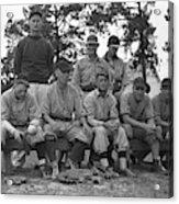 Baseball Team, 1938 Acrylic Print by Granger