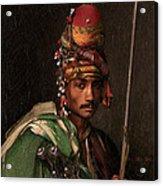 Bashi-bazouk Acrylic Print