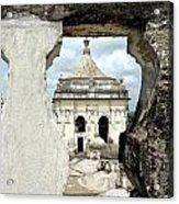 Basilica Catedral De La Asuncion 1747 Leon Nicaragua 003 Acrylic Print