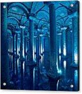 Basilica Cistern - Istanbul - Turkey Acrylic Print