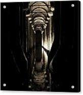 Basilica Cistern Acrylic Print
