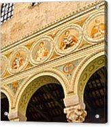 Basilica Di Sant' Apollinare Nuovo - Ravenna Italy Acrylic Print