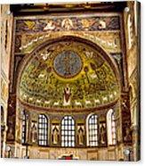 Basilica Di Sant'apollinare Nuovo - Ravenna Italy Acrylic Print