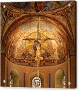 Basilica Of Saint Servatius Maastricht The Netherlands Acrylic Print