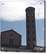 Basilica Of Sant'apollinare In Classe Acrylic Print