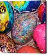 Basket Case Acrylic Print