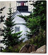 Bass Harbor Head Light Acrylic Print