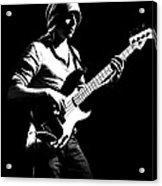 Bassist Acrylic Print
