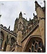 Bath Abbey Acrylic Print