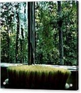 Bathroom Bliss Acrylic Print