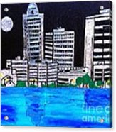 Baton Rouge La  Acrylic Print