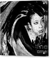Bats In The Belfry Acrylic Print