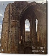 Battered But Standing Acrylic Print