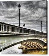 Battersea Bridge London Acrylic Print