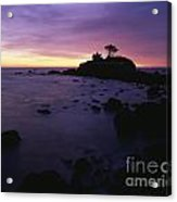 Battery Point Lighthouse At Sunset Acrylic Print