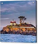Battery Point Lighthouse Morning Acrylic Print
