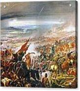Battle Of Avay Acrylic Print