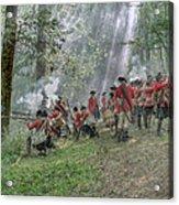 Battle Of Bushy Run 2010 Acrylic Print