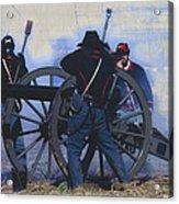 Battle Of Franklin - 1 Acrylic Print
