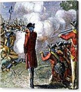 Battle Of Lexington Acrylic Print