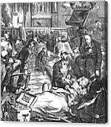Battle Of Sedan, 1870 Acrylic Print