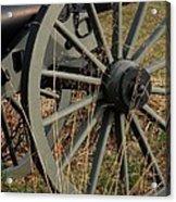 Battlefield Cannon  Acrylic Print
