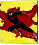 Batwoman Acrylic Print