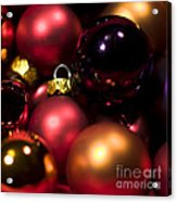 Bauble Abstract Acrylic Print