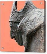 Bavarian Statue Acrylic Print