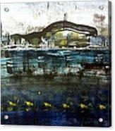 Bay Blues 006 Acrylic Print