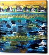 Bay Blues 182 Acrylic Print