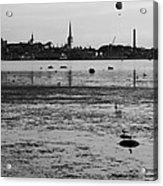 Bay Of Tallinn Acrylic Print