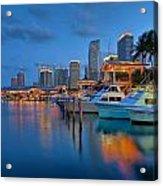 Bayside Marketplace Acrylic Print